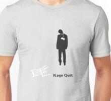 Rage Quit Unisex T-Shirt