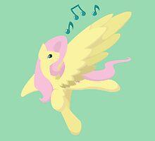 Sing Along Fluttershy by Mayiamaru