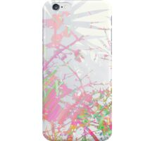 Exotic abstract #1 iPhone Case/Skin