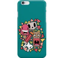 Character Doodles iPhone Case/Skin