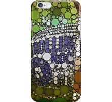 Abstract Rolling Rock iPhone Case/Skin
