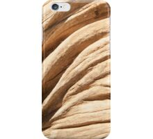 Weathered olive trunk 2 iPhone Case/Skin