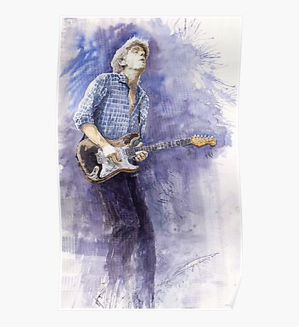 Jazz Rock Guitarist John Mayer 5 variant Poster