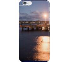 Night Pier iPhone Case/Skin