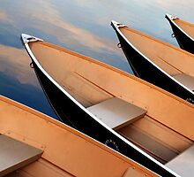 Rowboats in the Sky by photosbytony