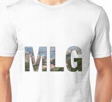 MALAGA SKYLINE Unisex T-Shirt