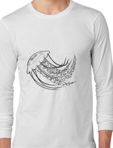 Nice Jellyfish Long Sleeve T-Shirt