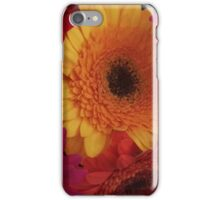 Gerbera Flower Print iPhone Case/Skin