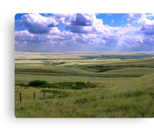 The Great Land Canvas Print