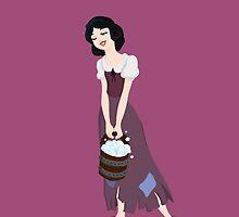 Peasant Princess: Snow White by Chantelle Janse van Rensburg