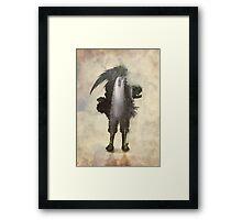 Toad Sage Framed Print