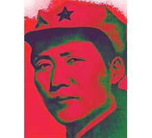 Red Mao  Photographic Print