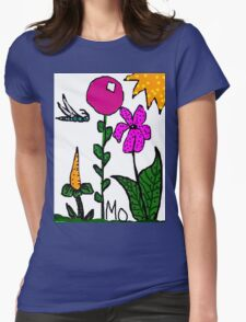 funkadellic garden by mo T-Shirt