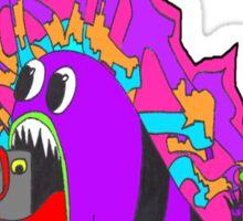 Monster Tagging Sticker