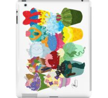 The Princess Cupcake Collection II  iPad Case/Skin