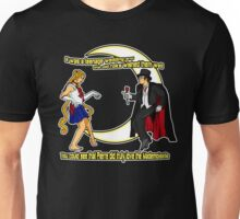 "Sailor Moon says, ""Dance good."" Unisex T-Shirt"