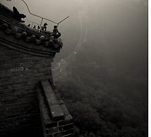 Great wall of China by franceslewis