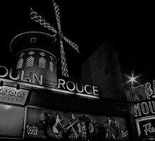 82 Bvd de Clichy - Place Blanche - 75018 Paris by Danica Radman