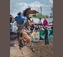 Bucking Horse Sell Unisex T-Shirt