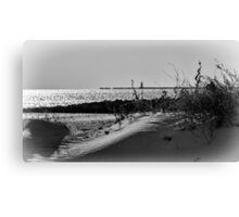 At Black Point Canvas Print