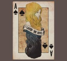 Ace of Spades: Emma Swan by haileyheartless