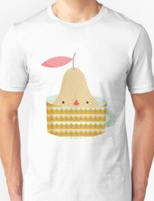 pear in a cup Unisex T-Shirt