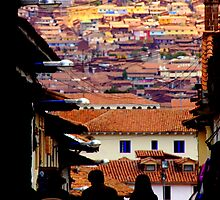 Cuzco Skyline (Peru) by BGpix