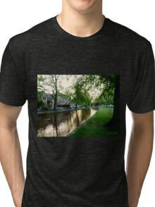 Bourton-on-the-Water Tri-blend T-Shirt