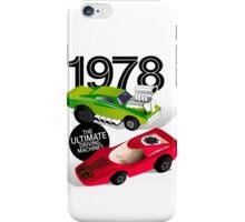 1978 Racers iPhone Case/Skin
