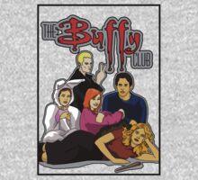The Buffy Club One Piece - Long Sleeve