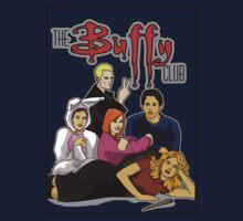 The Buffy Club Kids Tee
