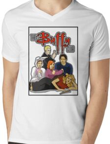 The Buffy Club Mens V-Neck T-Shirt