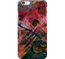 Troubadour Tapestry iPhone Case/Skin