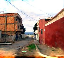 Beautiful Algeria - Alley to the Sea by ShadowDancer