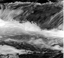Pure highland water. by Carla Maloco