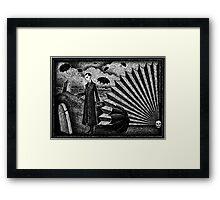 Le Ventilateur de non-Sequitur No.1 Framed Print
