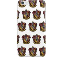 Gryffindor logo phone case iPhone Case/Skin