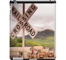 Use Caution When Crossing iPad Case/Skin