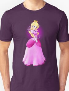 Princess Peach - lovely in pink Unisex T-Shirt