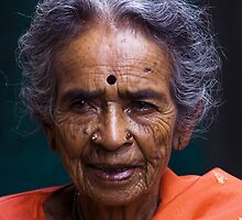 Smile is always young by Dinni H