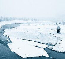 Telluride Colorado Winterscape by kclcarlson
