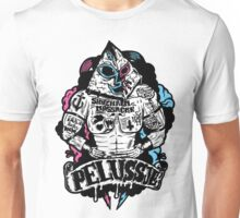 PELUSSJE as Strong Macho with Pyramid Head Unisex T-Shirt