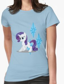 Rarity with cutie mark Womens Fitted T-Shirt