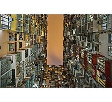 Quarry Bay 2015 II Photographic Print