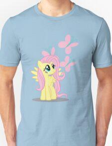 Fluttershy with cutie mark Unisex T-Shirt