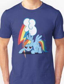 Rainbow Dash with cutie mark T-Shirt