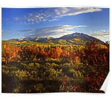 West Beckwith Mountain #2 Poster