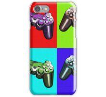Game Controller Pop Art iPhone Case/Skin