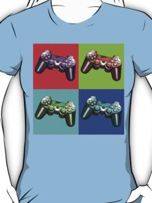 Game Controller Pop Art T-Shirt