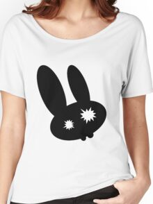 Emo bunny Women's Relaxed Fit T-Shirt